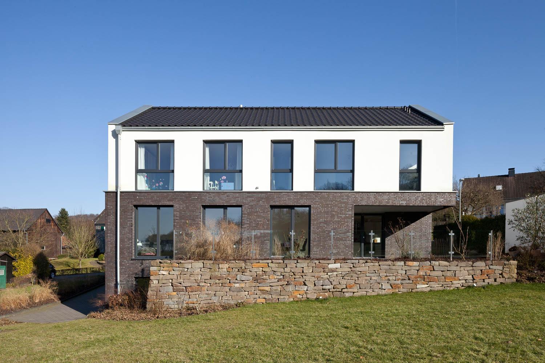 Neubau Wohnhaus Leichlingen