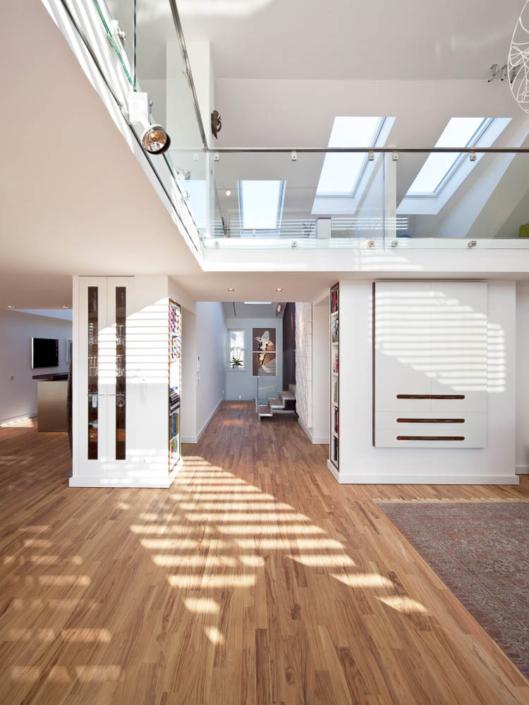 Ausbau Einfamilienhaus